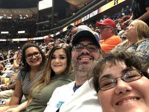 Glen attended Arizona Rattlers vs. Sioux Falls Storm - IFL - 2019 United Bowl on Jul 13th 2019 via VetTix