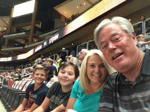 Tyrus attended Arizona Rattlers vs. Sioux Falls Storm - IFL - 2019 United Bowl on Jul 13th 2019 via VetTix