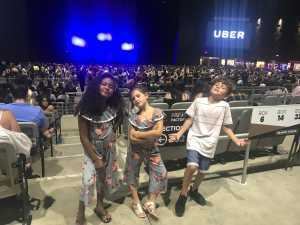 Gladstone attended Prettymuch: Fomo Tour - Mixture of Pit Standing Room Only and Reserved Seats on Jul 11th 2019 via VetTix