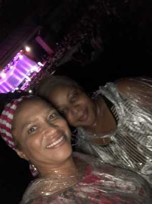 Praileau attended Boyz II Men - R&b on Jul 5th 2019 via VetTix