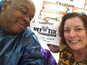 Lonnie attended Boyz II Men - R&b on Jul 5th 2019 via VetTix