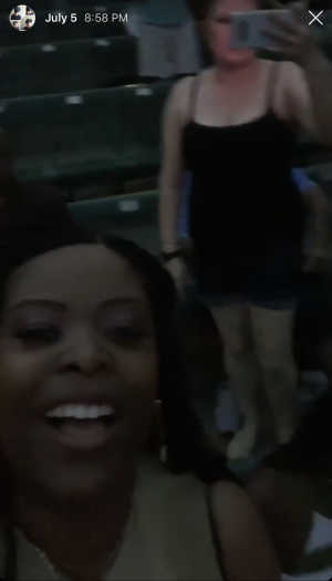 Tameka attended Boyz II Men - R&b on Jul 5th 2019 via VetTix