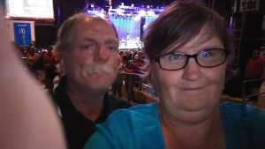meredith attended Heart: Love Alive Tour - Pop on Jul 11th 2019 via VetTix