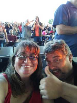 Heather attended Heart: Love Alive Tour - Pop on Jul 11th 2019 via VetTix
