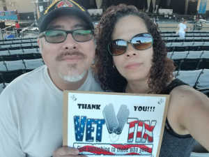 Jerry attended Heart: Love Alive Tour - Pop on Jul 11th 2019 via VetTix