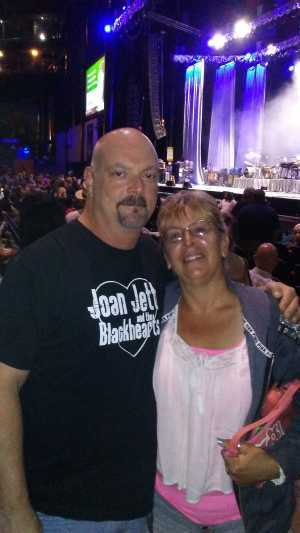 PAUL attended Heart: Love Alive Tour - Pop on Jul 11th 2019 via VetTix