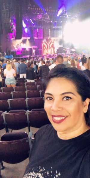 Marie attended Blink-182 & Lil Wayne - Pop on Jul 11th 2019 via VetTix