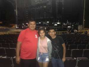 Ramon attended Blink-182 & Lil Wayne - Pop on Jul 11th 2019 via VetTix