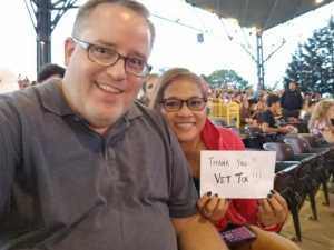 Scott attended Blink-182 & Lil Wayne - Pop on Jul 11th 2019 via VetTix