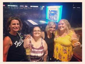 Emily attended New Kids on the Block: the Mixtape Tour - Pop on Jul 10th 2019 via VetTix