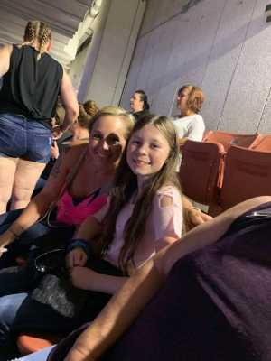 Herman attended New Kids on the Block: the Mixtape Tour - Pop on Jul 10th 2019 via VetTix