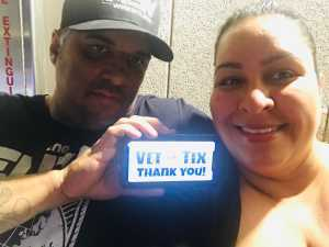 Wilfredo attended New Kids on the Block: the Mixtape Tour - Pop on Jul 10th 2019 via VetTix