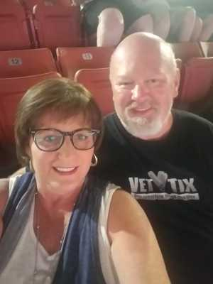 Darrell attended New Kids on the Block: the Mixtape Tour - Pop on Jul 10th 2019 via VetTix