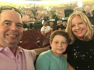 Johnnie  attended New Kids on the Block: the Mixtape Tour - Pop on Jul 10th 2019 via VetTix