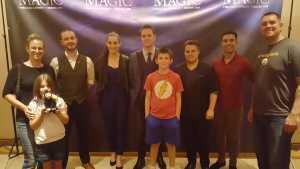 William attended Champions of Magic - Magic on Jul 5th 2019 via VetTix