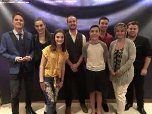 Michelle attended Champions of Magic - Magic on Jul 14th 2019 via VetTix