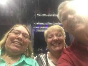 Mitchell attended Heart: Love Alive Tour - Pop on Jul 12th 2019 via VetTix