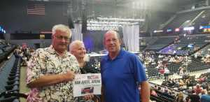 David attended Heart: Love Alive Tour - Pop on Jul 12th 2019 via VetTix