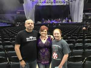 Jon attended Heart: Love Alive Tour - Pop on Jul 12th 2019 via VetTix