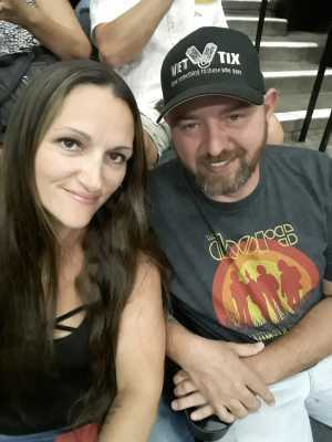 Jason attended Heart: Love Alive Tour - Pop on Jul 12th 2019 via VetTix