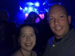 Christopher attended Heart: Love Alive Tour - Pop on Jul 12th 2019 via VetTix