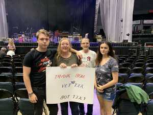 Cassandra attended Heart: Love Alive Tour - Pop on Jul 12th 2019 via VetTix
