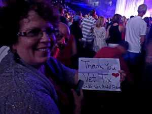 Julie attended Heart: Love Alive Tour - Pop on Jul 12th 2019 via VetTix