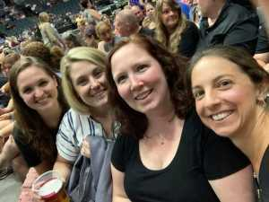 Heather attended Heart: Love Alive Tour - Pop on Jul 12th 2019 via VetTix