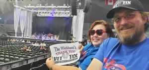 Tye attended Heart: Love Alive Tour - Pop on Jul 12th 2019 via VetTix