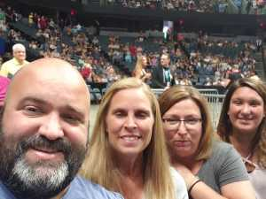 Eric attended Heart: Love Alive Tour - Pop on Jul 12th 2019 via VetTix