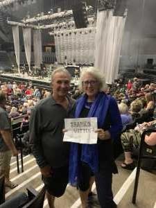 Jeanne attended Heart: Love Alive Tour - Pop on Jul 12th 2019 via VetTix