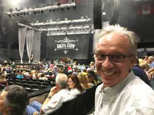 Mark attended Heart: Love Alive Tour - Pop on Jul 12th 2019 via VetTix