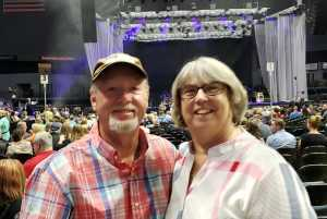 Ron attended Heart: Love Alive Tour - Pop on Jul 12th 2019 via VetTix