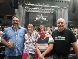 William attended Heart: Love Alive Tour - Pop on Jul 12th 2019 via VetTix