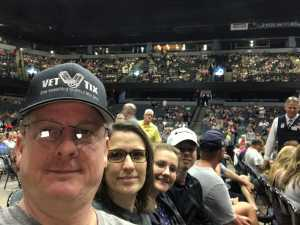 Timothy attended Heart: Love Alive Tour - Pop on Jul 12th 2019 via VetTix