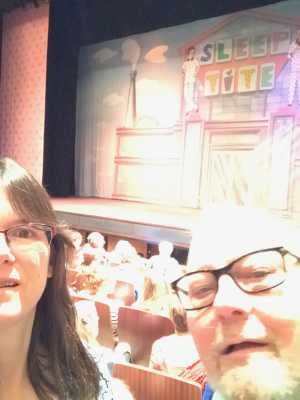 Paul attended The Pajama Game Starring Cory Mccloskey - Tempe Center for the Arts on Jul 11th 2019 via VetTix