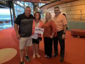 Richard attended The Pajama Game Starring Cory Mccloskey - Tempe Center for the Arts on Jul 11th 2019 via VetTix