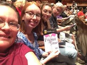 Alfred attended The Pajama Game Starring Cory Mccloskey - Tempe Center for the Arts on Jul 11th 2019 via VetTix
