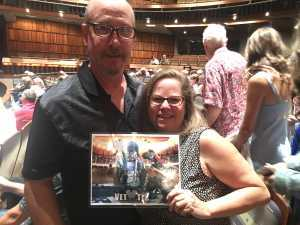 Randy attended The Pajama Game Starring Cory Mccloskey - Tempe Center for the Arts on Jul 11th 2019 via VetTix