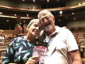 Donald  attended The Pajama Game Starring Cory Mccloskey - Tempe Center for the Arts on Jul 11th 2019 via VetTix