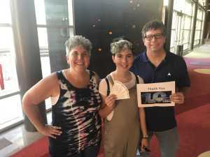 Douglas attended The Pajama Game Starring Cory Mccloskey - Tempe Center for the Arts on Jul 11th 2019 via VetTix
