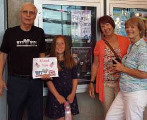 James attended The Pajama Game Starring Cory Mccloskey - Tempe Center for the Arts on Jul 12th 2019 via VetTix