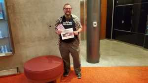Gerald attended The Pajama Game Starring Cory Mccloskey - Tempe Center for the Arts on Jul 12th 2019 via VetTix
