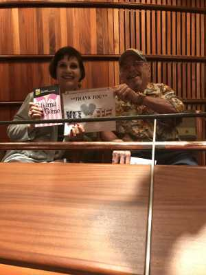 Charles attended The Pajama Game Starring Cory Mccloskey - Tempe Center for the Arts on Jul 12th 2019 via VetTix