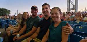 Joshua  attended Chris Young: Raised on Country Tour - Country on Jul 11th 2019 via VetTix
