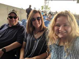 Army Strong attended Chris Young: Raised on Country Tour - Country on Jul 11th 2019 via VetTix