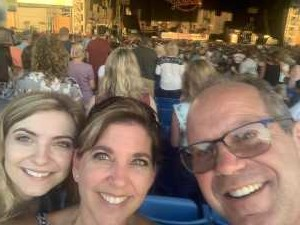 Thomas attended Chris Young: Raised on Country Tour - Country on Jul 11th 2019 via VetTix