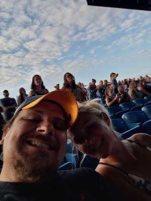 VITO attended Chris Young: Raised on Country Tour - Country on Jul 11th 2019 via VetTix