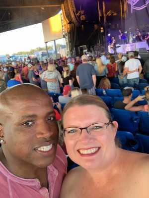 ANTWAN attended Chris Young: Raised on Country Tour - Country on Jul 11th 2019 via VetTix
