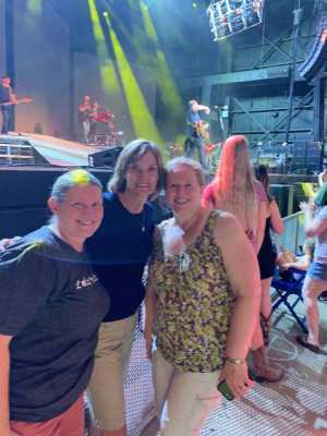 Lisa attended Chris Young: Raised on Country Tour - Country on Jul 11th 2019 via VetTix
